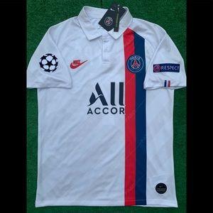 2019/20 PSG 3rd kit soccer jersey Nike Mbappe